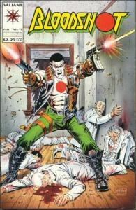 Valiant BLOODSHOT (1993 Series) #13 VF