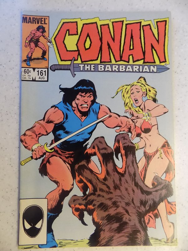 CONAN THE BARBARIAN # 161