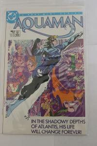 Aquaman #1 (DC, 1986) NM+