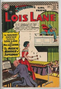 Lois Lane, Superman's Girlfriend # 65 Strict FN- High-Grade Lex Luthor listed