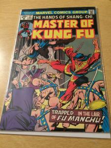 The Hands of Shang-Chi: Master of Kung-Fu #27
