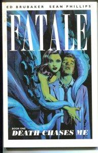 Fatale: Death Chases Me-Vol.1-Ed Brubaker-2012-PB-VG/FN