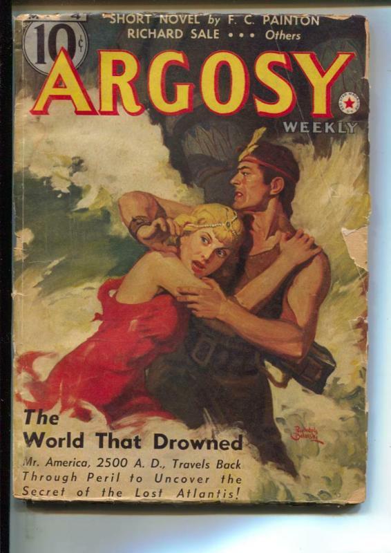 Argosy-Pulp-5/4/1940-Richard Sale-Frederick C. Painton
