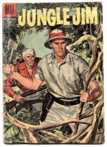 Jungle Jim #7 1956- Dell comics- reading copy