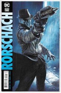 Rorschach #6 Dell Otto Variant (DC, 2021) NM