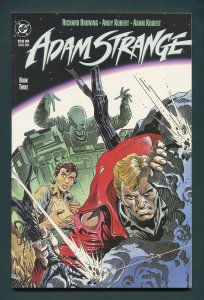Adam Strange #3  /  9.6 NM+ - 9.8 NM-MT  Prestige Format  1990