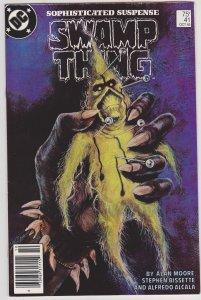 Swamp Thing #41