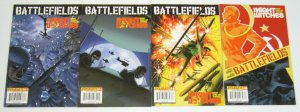 Battlefields: the Night Witches #1-3 VF/NM complete series + variant garth ennis