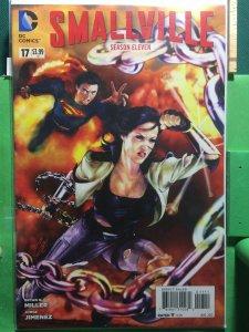 Smallville #17 Season 11
