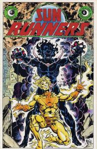 Sun-Runners #6 VF; Pacific | save on shipping - details inside