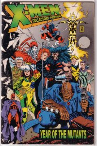 X-Men: Year of the Mutants Collectors' Preview #1 VG Epting cover