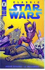 Classic Star Wars # 8,10,11,12  New Hope Revisited !