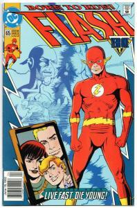 Flash #65 (DC, 1992) FN/VF