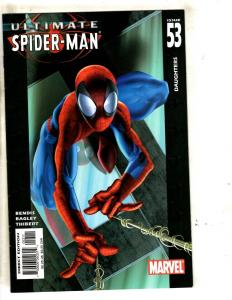 Lot Of 7 Ultimate Spider-Man Marvel Comics # 53 54 55 56 57 58 59 Venom MF9