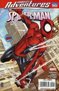 Marvel Adventures Spider-Man #50 VF; Marvel   save on shipping - details inside