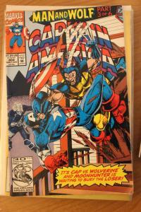 Captain America 404 G/VG