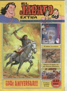 El Jabato extra 50 aniversari (edicion facsimil)