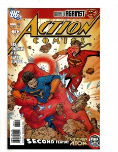 Action Comics #886 (2010) FO32