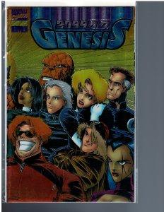 2099 A.D. Genesis #1 (1996)