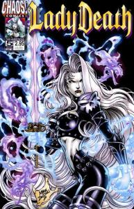 Lady Death #5 VF/NM; Chaos | save on shipping - details inside