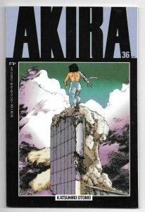 Akira #36 NM- High Grade 1st Print Epic Comics Katsuhiro Otomo 1995 Rare HTF