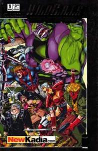 WildC.A.T.S.: Covert Action Teams Sourcebook #1, NM (Stock photo)