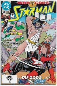 Starman V1 #1-45 100% complete Stern Lyle Mignola Eclipso + comics lot of 46