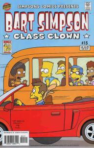 Simpsons Comics Presents Bart Simpson #15 VF; Bongo | save on shipping - details