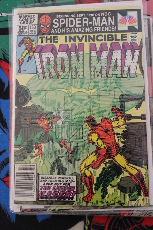 Iron Man 153  VF