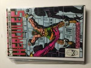 Hercules #3 (1982)