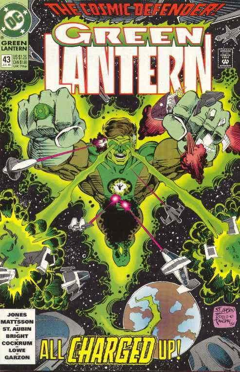 Green Lantern (3rd Series) #43 VF/NM; DC | save on shipping - details inside