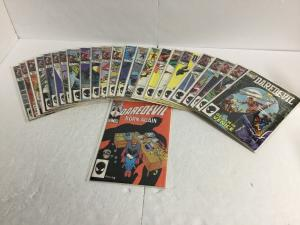 Daredevil 221-226 228 230 232-244 246 249 250 Lot Nm Near Mint Marvel Comics IK