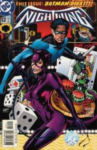 Nightwing (1996 series) #52, NM + (Stock photo)