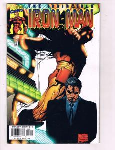 The Invincible Iron Man # 28 VF/NM Marvel Comic Books Avengers Thor Hawkeye SW14