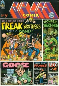 Rip Off Comix (1977 series) #9, VF- (Stock photo)