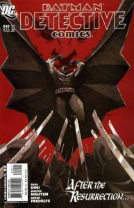 Detective Comics (1937 series) #840, NM- (Stock photo)