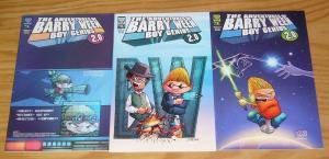 Adventures of Barry Ween, Boy Genius 2.0 #1-3 VF/NM complete series judd winick