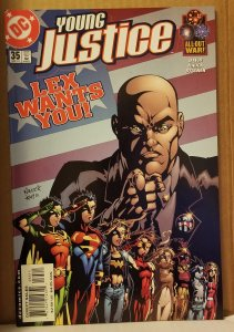 Young Justice #35 (2001)