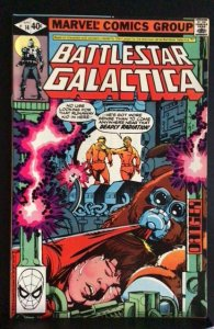 Battlestar Galactica #14 (1980)