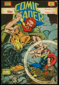 Comic Reader #171 1979- Fanzine- Thor cover G