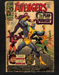 Avengers #42
