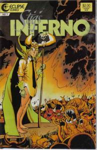 Stig's Inferno #7 VF/NM; Vortex | save on shipping - details inside