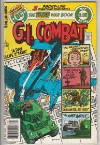 G.I. Combat #241 (May-82) NM- High-Grade The Haunted Tank