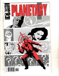 15 Planetary Wildstorm Comics #11 12 13 14 15 16 17 18 19 20 21 22 23 24 25 MF14