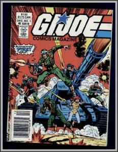 GI JOE DIGEST  #1  Find one if you can SCARCE COMICS BOOK