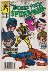 Deadly Foes of Spider-Man #3