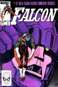 Falcon (1983 series) #2, VF (Stock photo)