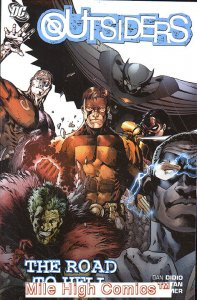 OUTSIDERS: ROAD TO HELL TPB (2010 Series) #1 Near Mint