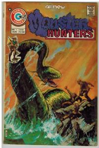 MONSTER HUNTERS 1 G-VG Aug. 1975