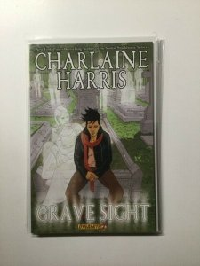 Grave Sight 2 Charlaine Harris Dynamite HPA